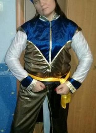 Карнавальный костюм султан для аниматоров.