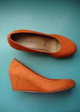 Туфли  стелька 23 см