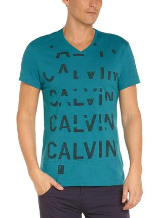 Хлопковая футболка топ майка с v-вырезом оригинал