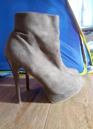 Ботильоны ботиночки