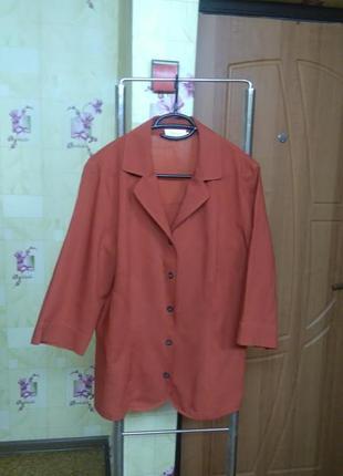Тончайшая высококачественная шерсть! эксклюзивная блуза рубашка peter hahn р.16