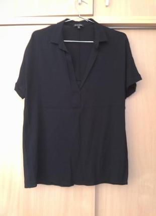 Стильная блузка футболка massimo dutti. оригинал1 фото