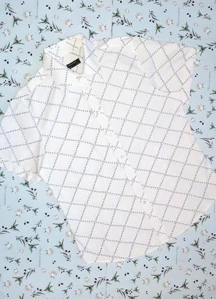 Бесплатная доставка!стильная фирменная рубашка шведка cedarwood state, размер 48 - 50