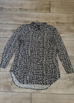 Супер стильная классная  блузка h&m. оригинал