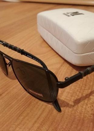 Очки авиаторы от солнца унисекс оригинал missoni, очки с флексами