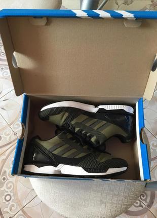 Кроссовки adidas zx flux weave2 фото