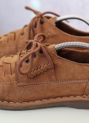 Мягкие и комфортные летние туфли woodstone 40-41