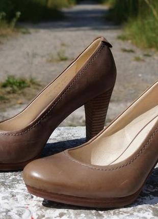Жіночі шкіряні туфлі 5 th avenue