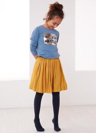 Новая двухслойная юбка от тсм чибо германия размер 158-164
