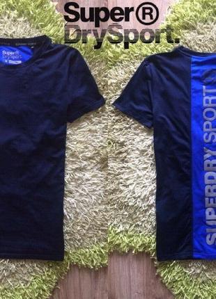 Термо футболка от фирмы superdry sport
