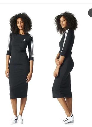 Крутое платье adidas оригинал