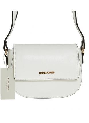 Женская сумка из экокожи david jones cm 3043