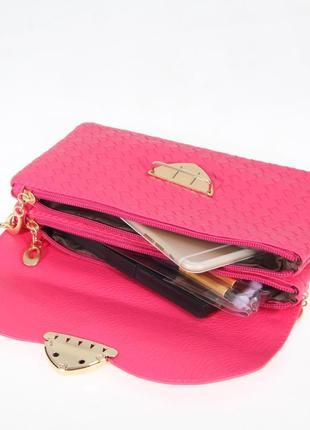 3-54 стильная женская сумочка2 фото