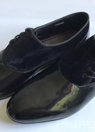 Лаковые итальянские туфли house of hounds (concept footwear)