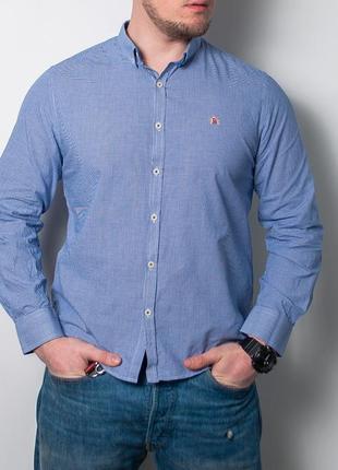 Baracuta классическая мужская рубашка