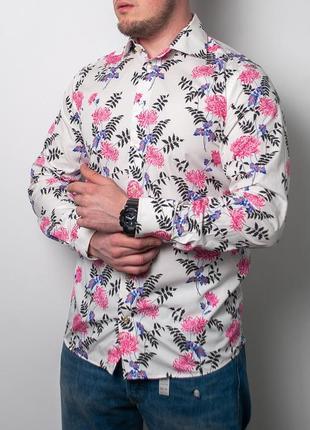 Eton крутая дорогая рубашка