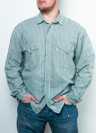 Винтажная рубашка levis 92s