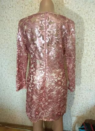 Нарядное платье 48 размер4 фото