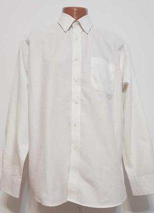 Рубашка marks&spencer oxford, как новая!
