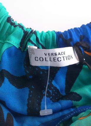 Летнее пляжное платье версаче versace италия, оригинал!7 фото