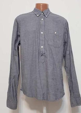Рубашка h&m logg, как новая!