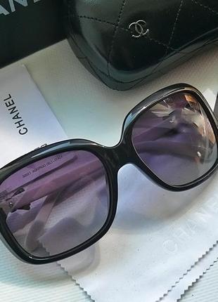 Женские брендовые изысканные солнцезащитные очки с бантиками, комплект