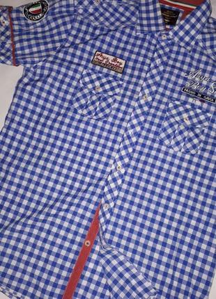 Рубашка arya boy  р.xxl/ 52
