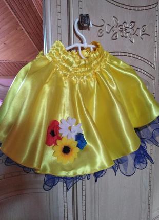 Вышиванка юбка