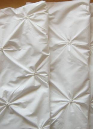 Постельное белье tchibo, германия - хлопковый перкаль5 фото