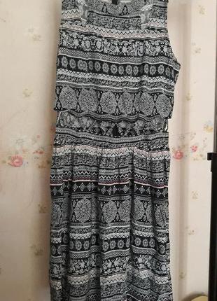 Літнє плаття/сарафан
