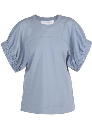 Шикарная новая футболка  victoria victoria beckham, оригинал!!!!