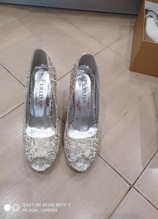Порчевые туфли