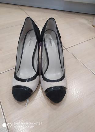 Туфли замшевые richly