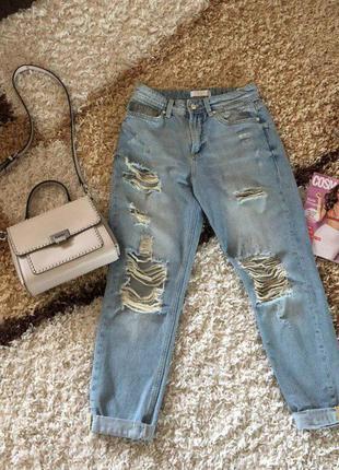 Классные mom джинсы от colin's premium