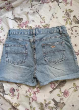 Джинсовые шорты3 фото