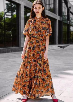 Эксклюзивное авторское платье