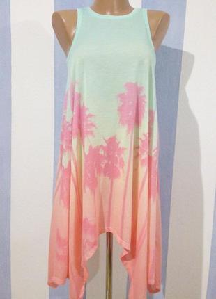 Пляжна сукня туніка