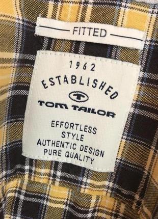 Рубашка tom tailor4 фото