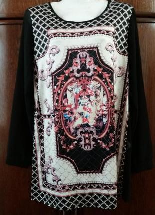 Платье-sensi wear  царский срстав--шерть,кашемр,шелк