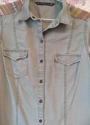 Рубашка zara4 фото