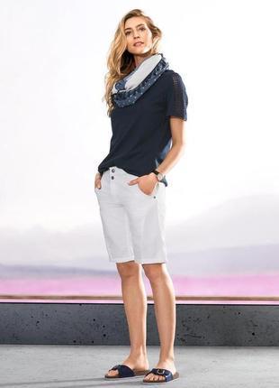 Крутые и стильные,  котоновые шорты от tchibo(германия)