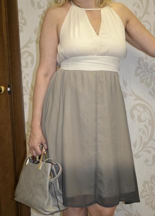 Лёгкое,воздушное платье