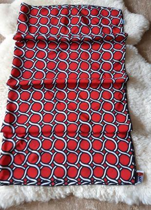Шелковый платок в стиле gucci швейцария 3d принт