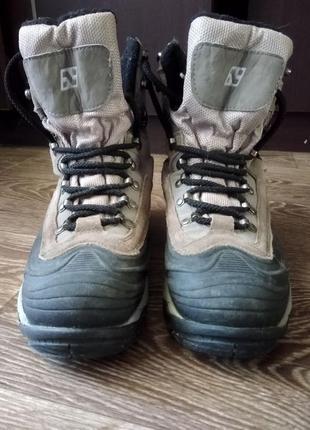 Зимние ботинки norheim.