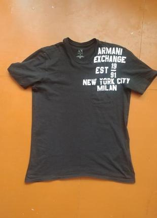 Футболка armani exchange оригинал
