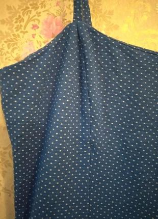 Милое платье в горох2 фото