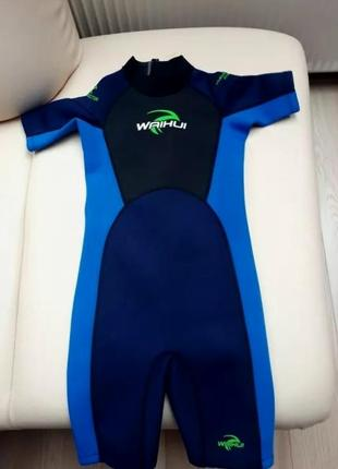 Гидрокостюм, костюм для дайвинга, подводного плаванья, басейна crane waihui, р.152