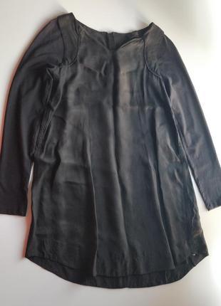 Чёрное платье diesel
