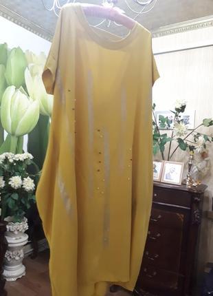 Супер стильное новое итальянское платье
