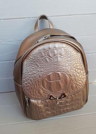 Рюкзачок mary  bronze